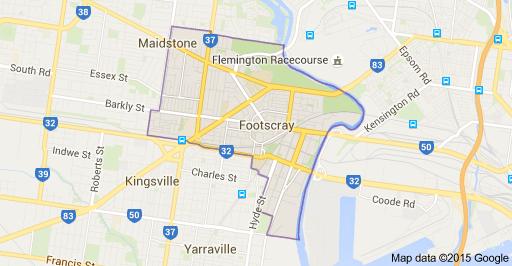 Vendor advocates in Footscray