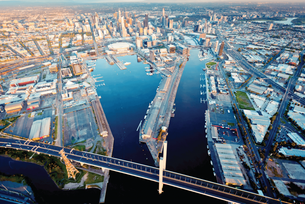 Real estate agents in Docklands