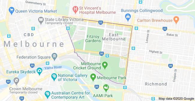 Vendor advocate East Melbourne